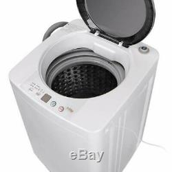 2020 Upgraded Portable Full-Automatic Washing Machine Spacious Load