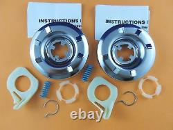 285785 Washer Washing Machine Transmission Clutch For Whirlpool Kenmore 2 Pack