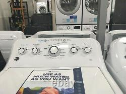 Bran New GE 4.5 Cu. Ft. Top Load Washer with Precise Fill White On White