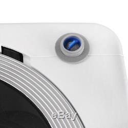 Compact Full-automatic Washing Machine Top Load Powerful Washer Quick Clean 8lbs