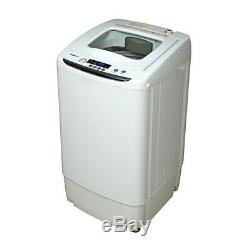 Condo Apartment Portable Washing Machine Small Tiny 110V Clothes Washer 110 Volt