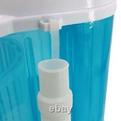 Electric Mini Washing Machine with Spin Dryer Washer Laundry Clothes Cleaner