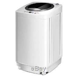 Full-Automatic Laundry Wash Machine WithDrain Pump 2 in1 Washer/Spinner