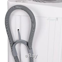 Full-automatic Laundry Washing Machine 6 Programs Portable Mini Washer 8Lbs