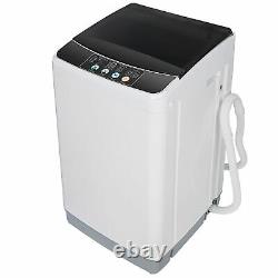 Full-automatic Washing Machine Compact Powerful Washer Shock absorption Portable