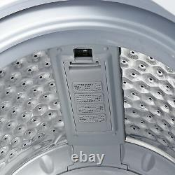Full-automatic Washing Machine Portable Compact Powerful Washer Shock Absorption