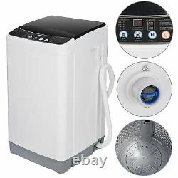 Fully-automatic Washing Machine Compact Powerful Shock Absorption Lightable