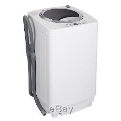 Home Full-automatic Laundry Washing Machine Compact Lightweight Design Washer