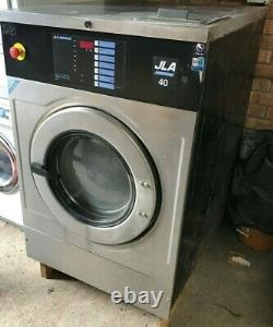 Ipso 40 SMART Commercial Washing Machine (Coin-Op or Manual)