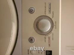LG 4.5 cu ft. Front Load Washing Machine and Dryer set White