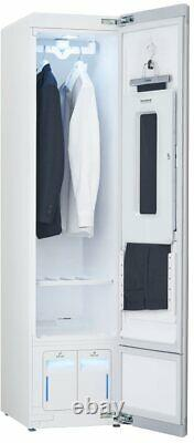 LG Styler S3RFBN Steam Clothing Care System with TrueSteam