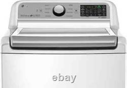 LG WT7200CW 27 Inch Top Load Washer with Wi-Fi Connectivity