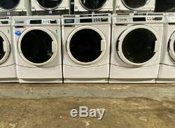 MHP30PR Maytag Commercial Washing Machine, Front-Load, 120V, 60Hz, Used