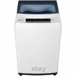 Magic Chef 2.0 cu ft Compact Topload Washer White