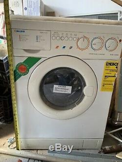 Malber, 120 Volts, 15 Amp, 60hz, Automatic Washer And Tumbler Dryer