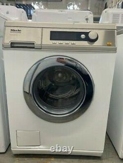 Miele PW6068WH Little Giants Professional Series 24 Compact Front Load Washer
