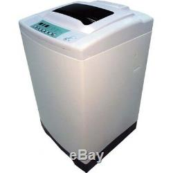 NEW Curtis RPW302 3.0 Cu Ft Portable Washer CU. FT