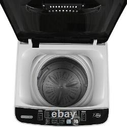 Nictemaw 2 in 1 Washer Capacity Full-Automatic Washer Machine 17.8Lbs Portable#