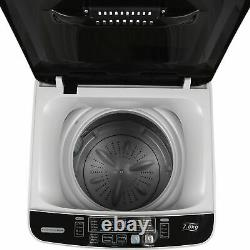 Nictemaw 2 in 1 Washer Capacity Full-Automatic Washer Machine 20Lbs Portable A++
