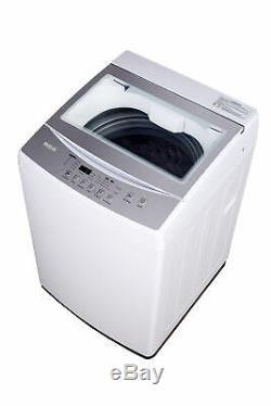 Portable Electric Washing Machine Washer 2.1 Cu Ft Unit Top Load Home Laundry