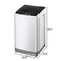 Portable Full-automatic Washing Machine Compact Powerful Washer Shock absorption