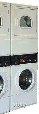 Speed Queen Commercial Washing Machine & Dryer (Electric)
