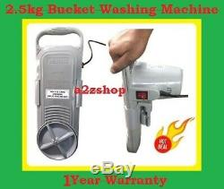 Total Sale Small Handy Washing Machine Best For Travel & Bachelors Excellent Now
