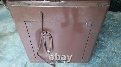 Vintage Portable Hoover Electric Washing Machine Late 1960s