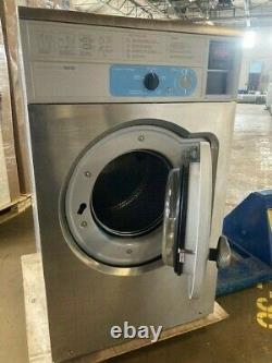 W620 Wascomat W Series Coin or Card Solid Mount Front Load Washing Machine, USED