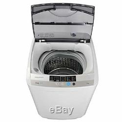 Washer And Dryer Spin Combo 2in1 Programmable Washing Machine For Apartment