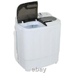 Washer Dryer All In One Combo Compact Portable Machine RV Apartment Top Load