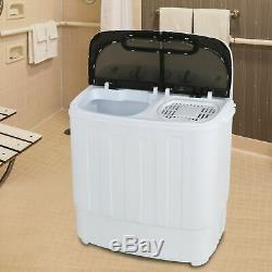 Washer Dryer All In One Combo Compact Portable Machine RV Apartment Top Load NEW