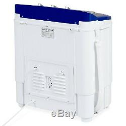 XL Portable Washing Machine Small Washer Best RV Washers Dryer Combo APT Compact